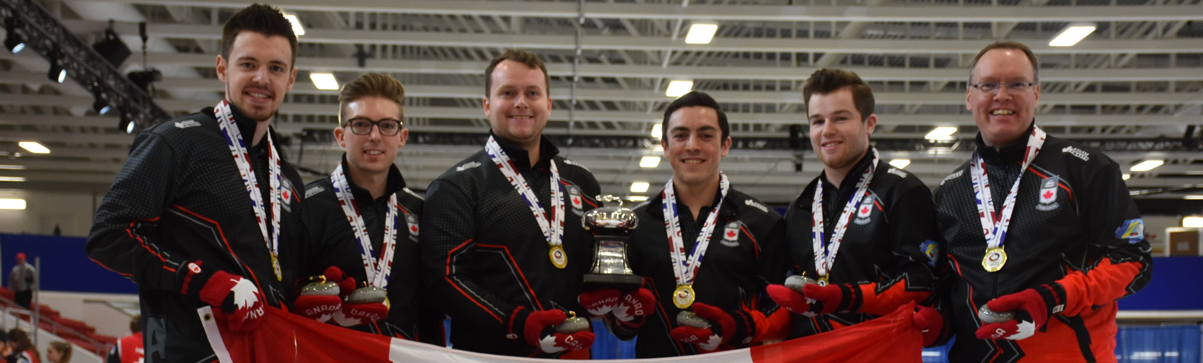 2019 VOIP DEFENDER WORLD JUNIOR CURLING CHAMPIONSHIP - Team